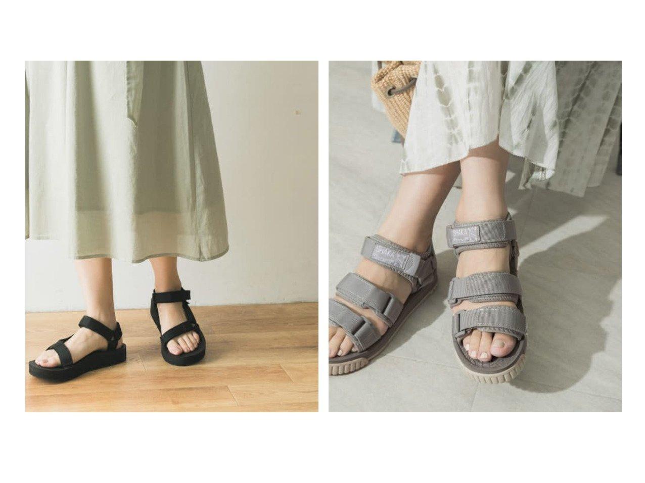 【URBAN RESEARCH/アーバンリサーチ】のSHAKA NEO BUNGY&Teva MIDFORM UNIVERSAL シューズ・靴のおすすめ!人気、トレンド・レディースファッションの通販 おすすめで人気の流行・トレンド、ファッションの通販商品 メンズファッション・キッズファッション・インテリア・家具・レディースファッション・服の通販 founy(ファニー) https://founy.com/ ファッション Fashion レディースファッション WOMEN コレクション サンダル シューズ スポーツ ビーチ ラップ クッション モチーフ |ID:crp329100000023328