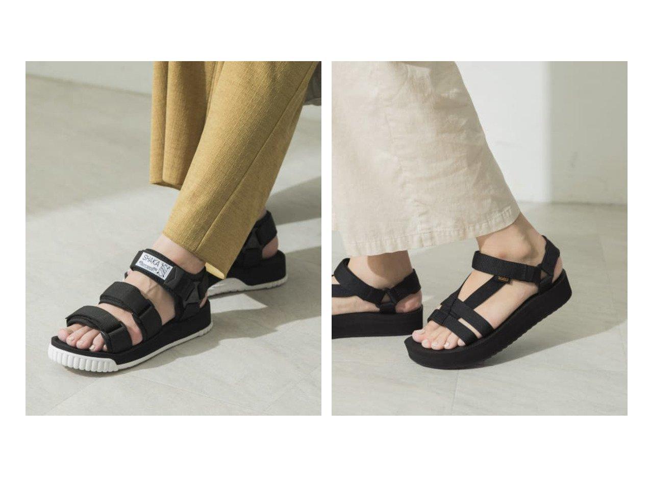 【URBAN RESEARCH/アーバンリサーチ】のTeva MIDFORM ARIVACA&SHAKA NEO BUNGY シューズ・靴のおすすめ!人気、トレンド・レディースファッションの通販 おすすめで人気の流行・トレンド、ファッションの通販商品 メンズファッション・キッズファッション・インテリア・家具・レディースファッション・服の通販 founy(ファニー) https://founy.com/ ファッション Fashion レディースファッション WOMEN コレクション サンダル シューズ スポーツ ビーチ ラップ クッション モチーフ |ID:crp329100000023329