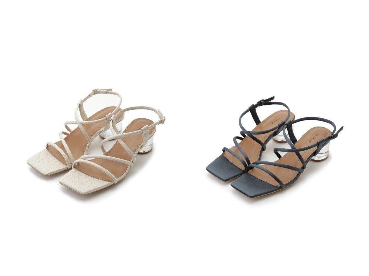 【FRAY I.D/フレイ アイディー】のストラップサンダル シューズ・靴のおすすめ!人気、トレンド・レディースファッションの通販 おすすめで人気の流行・トレンド、ファッションの通販商品 メンズファッション・キッズファッション・インテリア・家具・レディースファッション・服の通販 founy(ファニー) https://founy.com/ ファッション Fashion レディースファッション WOMEN サテン サンダル シューズ ストラップサンダル スマート スリム ラップ 再入荷 Restock/Back in Stock/Re Arrival  ID:crp329100000023334