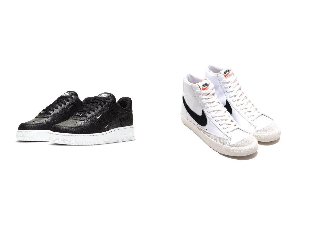 【NIKE/ナイキ】のNIKE BLAZER MID 77 VNTG&【NIKE】ナイキ エア フォース 1 07 エッセンシャル ウィメンズシューズ シューズ・靴のおすすめ!人気、トレンド・レディースファッションの通販 おすすめで人気の流行・トレンド、ファッションの通販商品 メンズファッション・キッズファッション・インテリア・家具・レディースファッション・服の通販 founy(ファニー) https://founy.com/ ファッション Fashion レディースファッション WOMEN シューズ スニーカー スリッポン ビンテージ 人気  ID:crp329100000023337