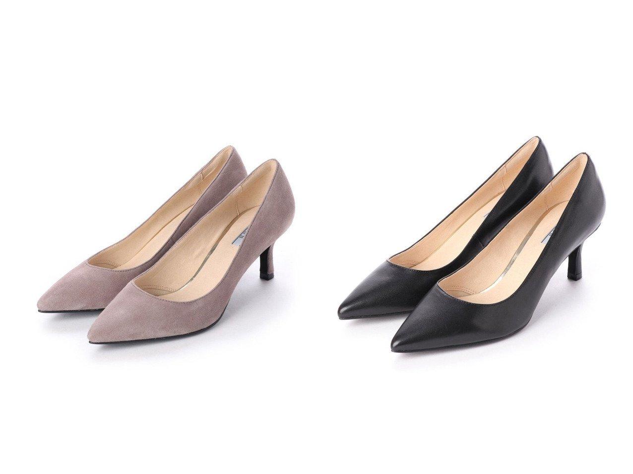【EVOL/イーボル】の本革6cmパンプス シューズ・靴のおすすめ!人気、トレンド・レディースファッションの通販 おすすめで人気の流行・トレンド、ファッションの通販商品 メンズファッション・キッズファッション・インテリア・家具・レディースファッション・服の通販 founy(ファニー) https://founy.com/ ファッション Fashion レディースファッション WOMEN シューズ |ID:crp329100000023367