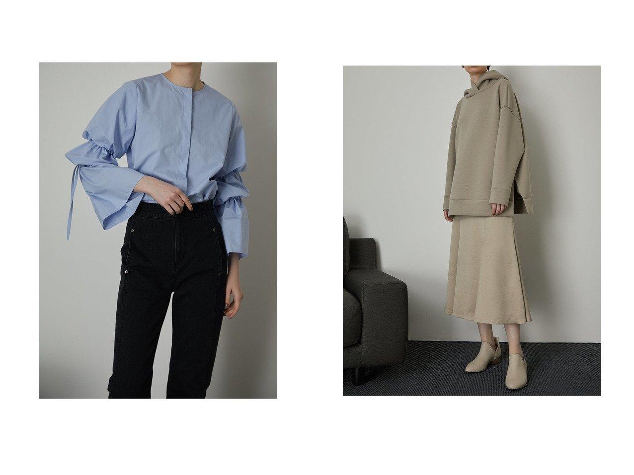 【RIM.ARK/リムアーク】のトップス&シャツ トップス・カットソーのおすすめ!人気、トレンド・レディースファッションの通販 おすすめで人気の流行・トレンド、ファッションの通販商品 メンズファッション・キッズファッション・インテリア・家具・レディースファッション・服の通販 founy(ファニー) https://founy.com/ ファッション Fashion レディースファッション WOMEN トップス カットソー Tops Tshirt シャツ/ブラウス Shirts Blouses ロング / Tシャツ T-Shirts カットソー Cut and Sewn 2021年 2021 2021 春夏 S/S SS Spring/Summer 2021 S/S 春夏 SS Spring/Summer スリーブ フェミニン メンズ ロング 春 Spring |ID:crp329100000023402