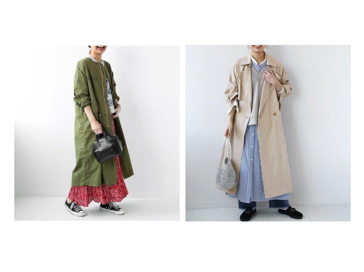 【JOURNAL STANDARD relume/ジャーナルスタンダード レリューム】のリネンレーヨンオーバーサイズトレンチ&《追加》コットンナイロンノーカラーモッズコート アウターのおすすめ!人気、トレンド・レディースファッションの通販 おすすめで人気の流行・トレンド、ファッションの通販商品 メンズファッション・キッズファッション・インテリア・家具・レディースファッション・服の通販 founy(ファニー) https://founy.com/ ファッション Fashion レディースファッション WOMEN アウター Coat Outerwear コート Coats モッズ/フィールドコート Mods Field Coats トレンチコート Trench Coats 2021年 2021 2021 春夏 S/S SS Spring/Summer 2021 S/S 春夏 SS Spring/Summer シンプル モッズコート 再入荷 Restock/Back in Stock/Re Arrival 定番 Standard 春 Spring |ID:crp329100000023573