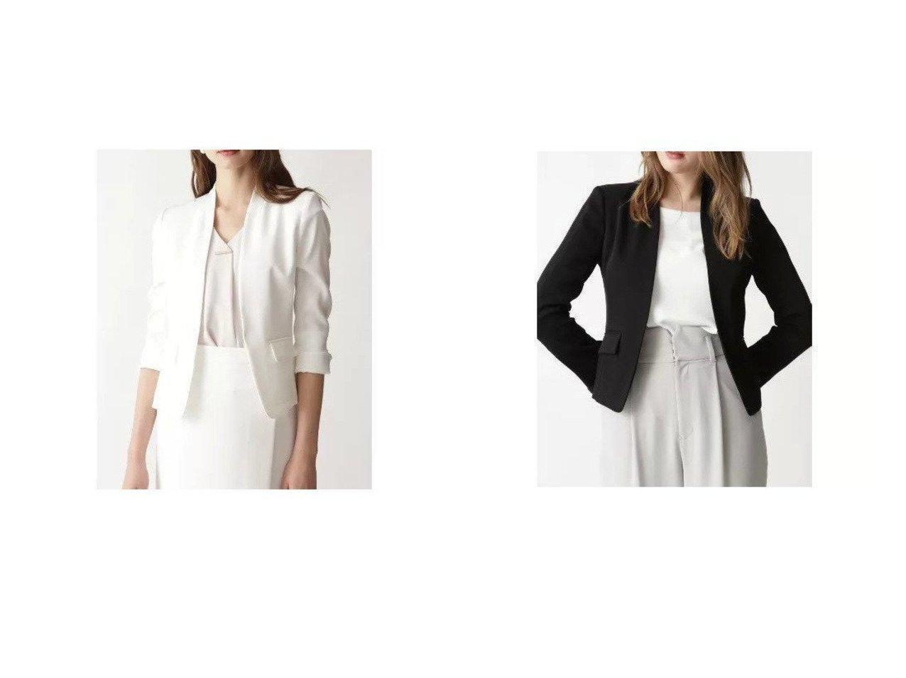 【Pinky&Dianne/ピンキーアンドダイアン】のハイツイストセットアップジャケット アウターのおすすめ!人気、トレンド・レディースファッションの通販 おすすめで人気の流行・トレンド、ファッションの通販商品 メンズファッション・キッズファッション・インテリア・家具・レディースファッション・服の通販 founy(ファニー) https://founy.com/ ファッション Fashion レディースファッション WOMEN アウター Coat Outerwear ジャケット Jackets コンパクト シンプル ジャケット スタンダード ダブル バランス  ID:crp329100000023587