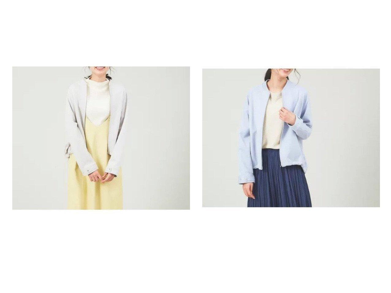 【abahouse mavie/アバハウスマヴィ】のecru スウェードブルゾン アウターのおすすめ!人気、トレンド・レディースファッションの通販 おすすめで人気の流行・トレンド、ファッションの通販商品 メンズファッション・キッズファッション・インテリア・家具・レディースファッション・服の通販 founy(ファニー) https://founy.com/ ファッション Fashion レディースファッション WOMEN アウター Coat Outerwear ジャケット Jackets ブルゾン Blouson Jackets ジャケット スリーブ トレンド ドローコード ビッグ フェイクスエード ブルゾン 人気  ID:crp329100000023593