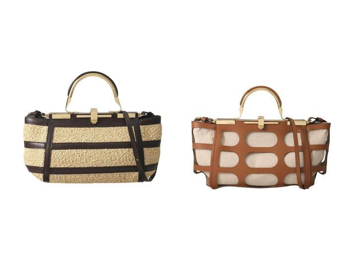 【ZANCHETTI/ザンチェッティ】のAMLETO 24 レザー×ファブリック3wayハンドバッグ&AMLETO 20 ニットファブリックコンビ3wayハンドバッグ バッグ・鞄のおすすめ!人気、トレンド・レディースファッションの通販 おすすめファッション通販アイテム レディースファッション・服の通販 founy(ファニー) ファッション Fashion レディースファッション WOMEN バッグ Bag トップス カットソー Tops Tshirt ニット Knit Tops 2021年 2021 2021 春夏 S/S SS Spring/Summer 2021 S/S 春夏 SS Spring/Summer カッティング クラッチ コンビ ショルダー ハンド ハンドバッグ ファブリック ラップ 春 Spring |ID:crp329100000023649