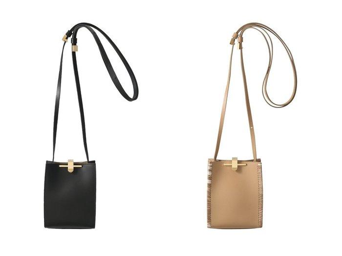 【ZANCHETTI/ザンチェッティ】のZETA CROSSBODY ポシェット&ZETA CROSSBODY ラフィアステッチポシェット バッグ・鞄のおすすめ!人気、トレンド・レディースファッションの通販 おすすめファッション通販アイテム レディースファッション・服の通販 founy(ファニー) ファッション Fashion レディースファッション WOMEN 2021年 2021 2021 春夏 S/S SS Spring/Summer 2021 S/S 春夏 SS Spring/Summer コンパクト ショルダー シンプル スクエア パーティ フォルム ポシェット ラフィア ロング 春 Spring |ID:crp329100000023654
