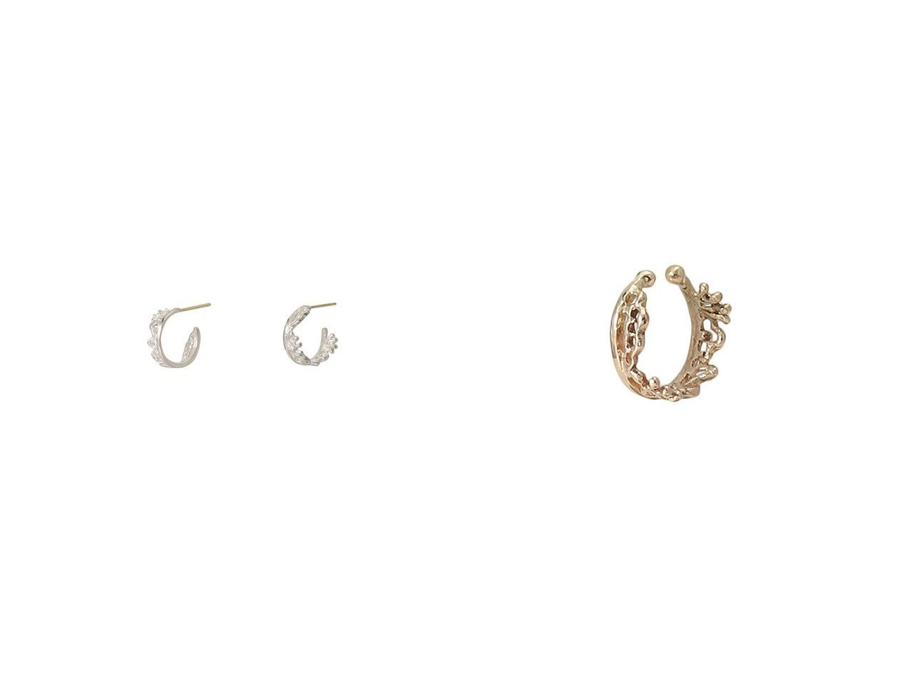 【KAORU/カオル】のFUSION K10 ピンクゴールド イヤーカフ S&FUSION シルバー ピアス S おすすめ!人気、トレンド・レディースファッションの通販 おすすめで人気の流行・トレンド、ファッションの通販商品 メンズファッション・キッズファッション・インテリア・家具・レディースファッション・服の通販 founy(ファニー) https://founy.com/ ファッション Fashion レディースファッション WOMEN ジュエリー Jewelry リング Rings イヤリング Earrings 2021年 2021 2021 春夏 S/S SS Spring/Summer 2021 S/S 春夏 SS Spring/Summer イヤーカフ シンプル モチーフ レース 春 Spring 片耳 シルバー フープ |ID:crp329100000023676