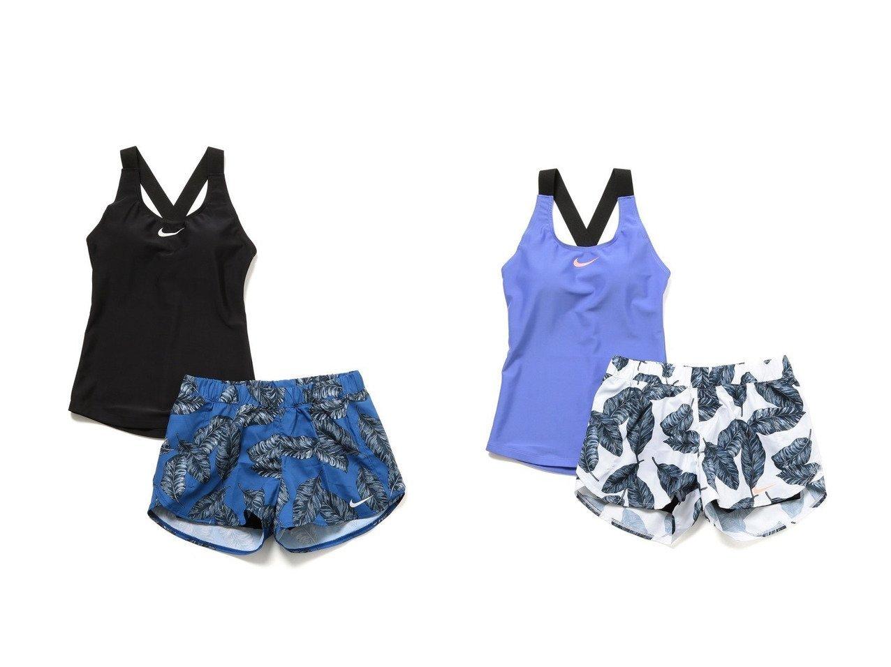 【NERGY/ナージー】の【NIKE】ナイキ グラフィック2in1セパレーツ スイムウェア ウィメンズ スポーツ・ヨガウェア、運動・ダイエットグッズなどのおすすめ!人気ファッション通販 おすすめで人気の流行・トレンド、ファッションの通販商品 メンズファッション・キッズファッション・インテリア・家具・レディースファッション・服の通販 founy(ファニー) https://founy.com/ ファッション Fashion レディースファッション WOMEN 水着 Swimwear 水着 Swimwear グラフィック ショート スポーツ プリント 水着 |ID:crp329100000023821