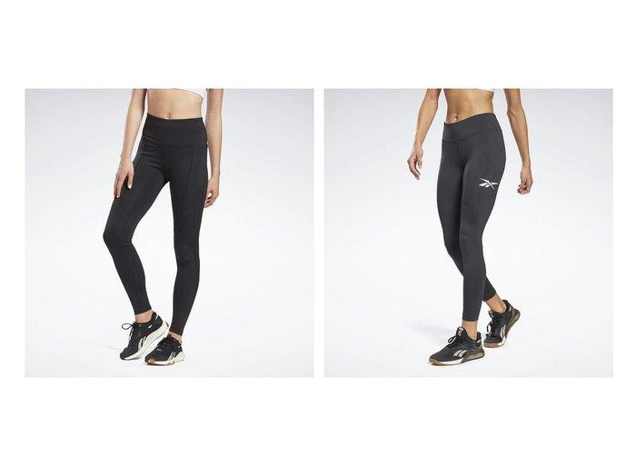【Reebok/リーボック】のリニア ロゴ レギンス Linear Logo Leggings&ワークアウト レディ パント プログラム ハイ ライズ レギンス Workout Ready Pant Program High Rise Leggings スポーツ・ヨガウェア、運動・ダイエットグッズなどのおすすめ!人気ファッション通販 おすすめ人気トレンドファッション通販アイテム インテリア・キッズ・メンズ・レディースファッション・服の通販 founy(ファニー) https://founy.com/ ファッション Fashion レディースファッション WOMEN パンツ Pants レギンス Leggings タイツ Tights NEW・新作・新着・新入荷 New Arrivals タイツ レギンス ワーク  ID:crp329100000023826