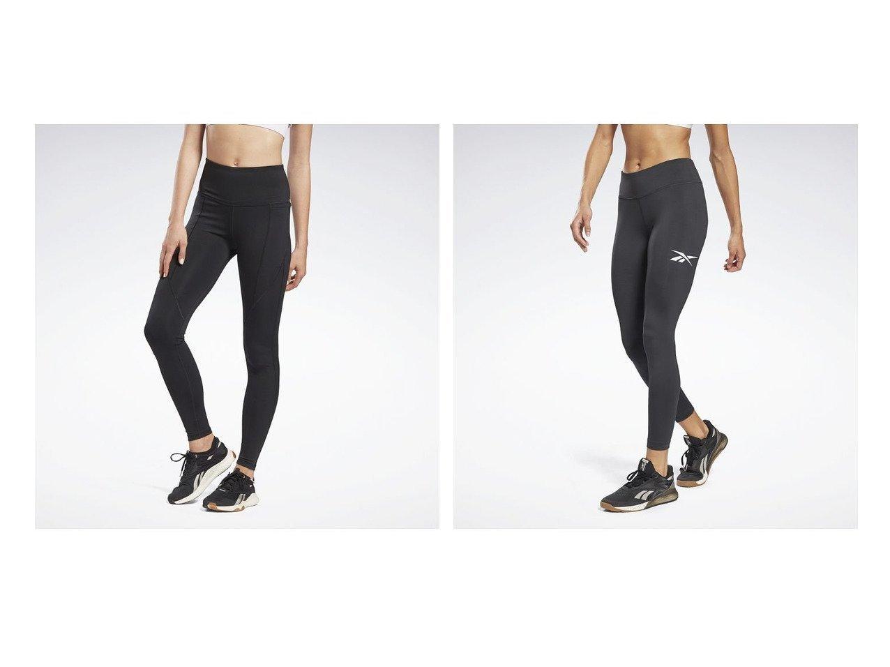 【Reebok/リーボック】のリニア ロゴ レギンス Linear Logo Leggings&ワークアウト レディ パント プログラム ハイ ライズ レギンス Workout Ready Pant Program High Rise Leggings スポーツ・ヨガウェア、運動・ダイエットグッズなどのおすすめ!人気ファッション通販 おすすめで人気の流行・トレンド、ファッションの通販商品 メンズファッション・キッズファッション・インテリア・家具・レディースファッション・服の通販 founy(ファニー) https://founy.com/ ファッション Fashion レディースファッション WOMEN パンツ Pants レギンス Leggings タイツ Tights NEW・新作・新着・新入荷 New Arrivals タイツ レギンス ワーク |ID:crp329100000023826