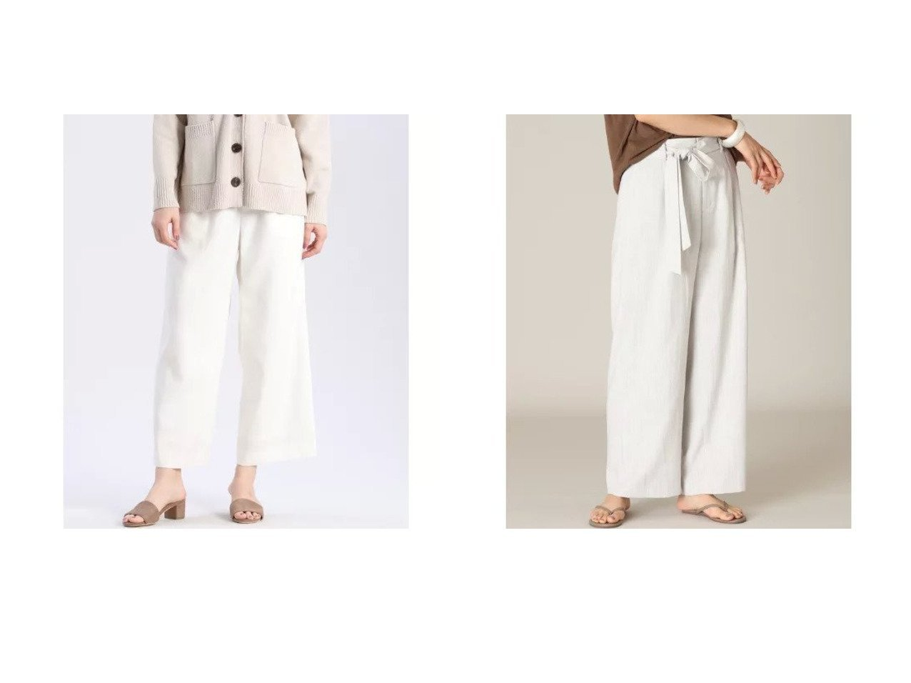 【7-IDconcept/セブンアイディコンセプト】のワイドシルエットパンツ《KF SHORE》 パンツのおすすめ!人気、トレンド・レディースファッションの通販 おすすめで人気の流行・トレンド、ファッションの通販商品 メンズファッション・キッズファッション・インテリア・家具・レディースファッション・服の通販 founy(ファニー) https://founy.com/ ファッション Fashion レディースファッション WOMEN パンツ Pants コラボ コンパクト ポケット リネン |ID:crp329100000023832