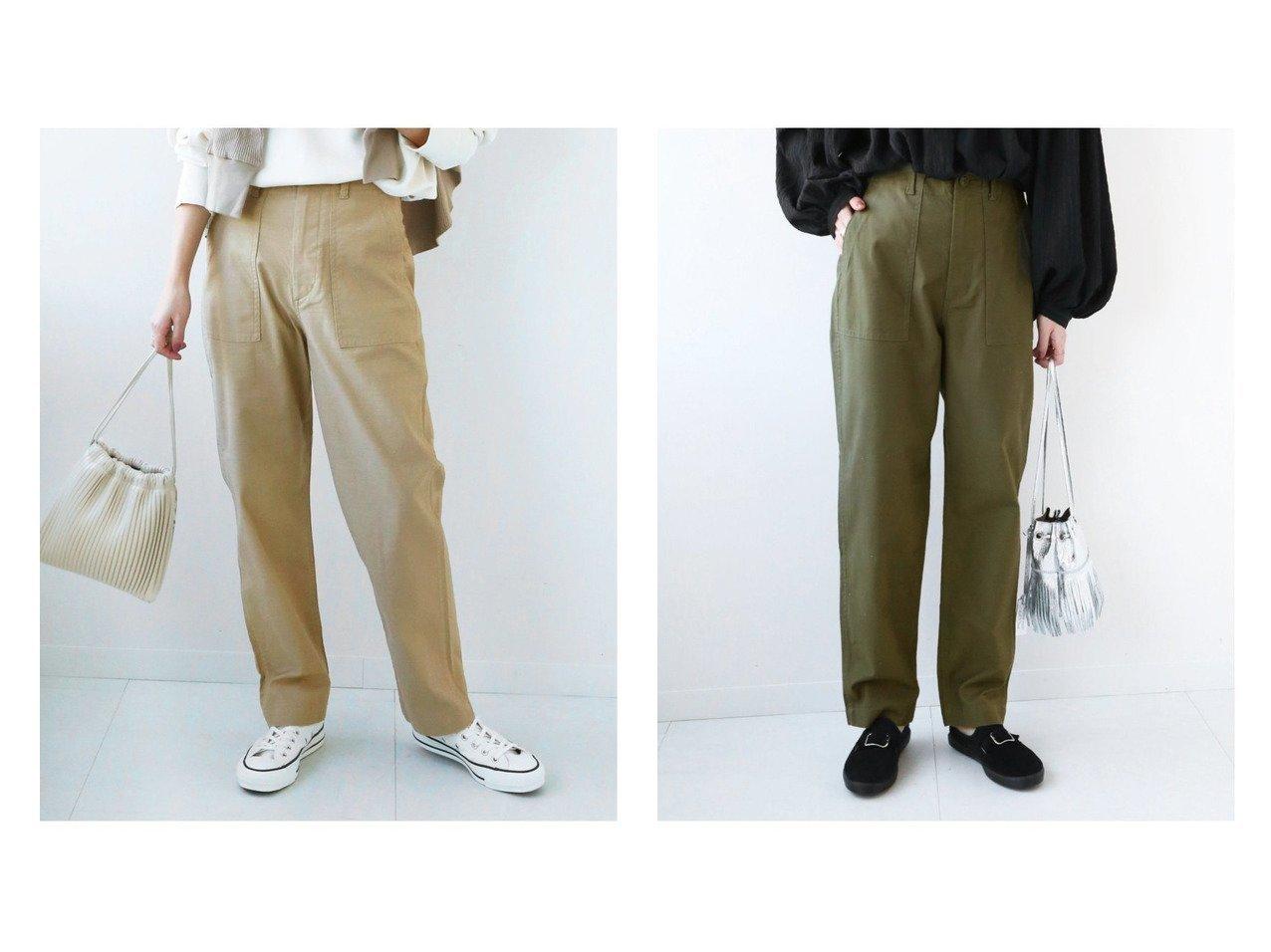 【JOURNAL STANDARD relume/ジャーナルスタンダード レリューム】のベイカーパンツ パンツのおすすめ!人気、トレンド・レディースファッションの通販 おすすめで人気の流行・トレンド、ファッションの通販商品 メンズファッション・キッズファッション・インテリア・家具・レディースファッション・服の通販 founy(ファニー) https://founy.com/ ファッション Fashion レディースファッション WOMEN パンツ Pants 2021年 2021 2021 春夏 S/S SS Spring/Summer 2021 S/S 春夏 SS Spring/Summer カーゴパンツ ジーンズ 定番 Standard |ID:crp329100000023833
