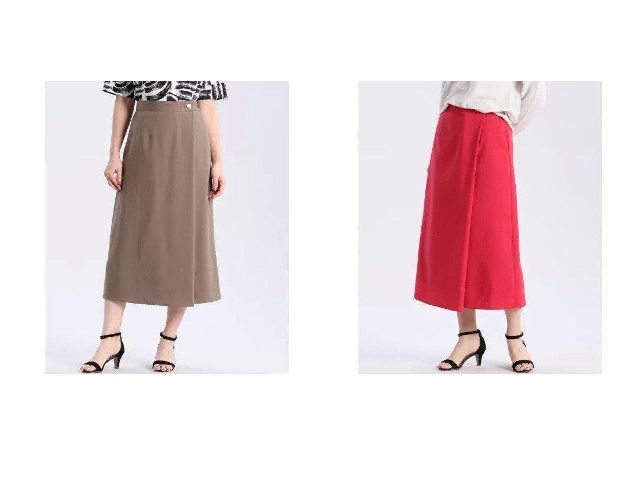 【7-IDconcept/セブンアイディコンセプト】のリネンライクスカート《KF SHORE》 スカートのおすすめ!人気、トレンド・レディースファッションの通販 おすすめで人気の流行・トレンド、ファッションの通販商品 メンズファッション・キッズファッション・インテリア・家具・レディースファッション・服の通販 founy(ファニー) https://founy.com/ ファッション Fashion レディースファッション WOMEN スカート Skirt コラボ リネン 洗える |ID:crp329100000023887