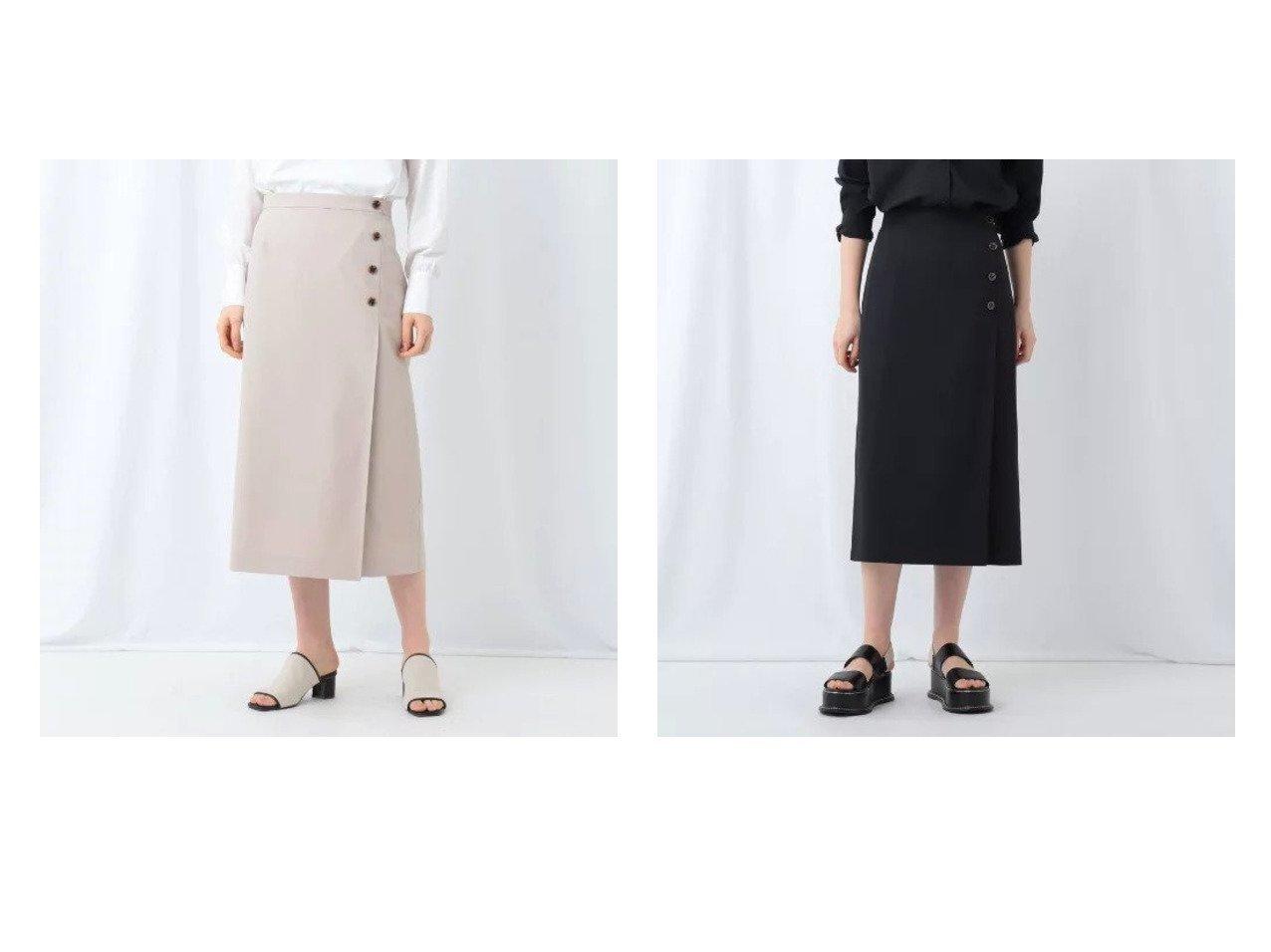 【INDIVI/インディヴィ】の【WEB限定】スパンライク ラップ風スカート スカートのおすすめ!人気、トレンド・レディースファッションの通販 おすすめで人気の流行・トレンド、ファッションの通販商品 メンズファッション・キッズファッション・インテリア・家具・レディースファッション・服の通販 founy(ファニー) https://founy.com/ ファッション Fashion レディースファッション WOMEN スカート Skirt シンプル ストレッチ スニーカー ツイル ポケット ラップ 軽量 |ID:crp329100000023890