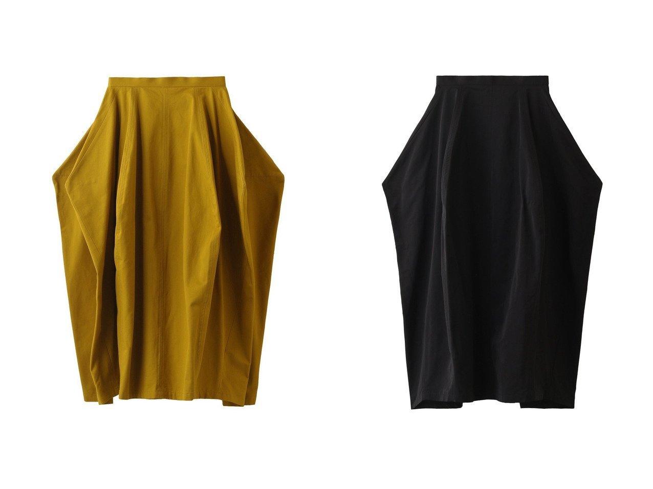 【nagonstans/ナゴンスタンス】のチノクロス Cube スカート&メモリーグログラン Cube スカート スカートのおすすめ!人気、トレンド・レディースファッションの通販 おすすめで人気の流行・トレンド、ファッションの通販商品 メンズファッション・キッズファッション・インテリア・家具・レディースファッション・服の通販 founy(ファニー) https://founy.com/ ファッション Fashion レディースファッション WOMEN スカート Skirt ロングスカート Long Skirt 2021年 2021 2021 春夏 S/S SS Spring/Summer 2021 S/S 春夏 SS Spring/Summer イレギュラー ドレープ ロング 春 Spring |ID:crp329100000023894