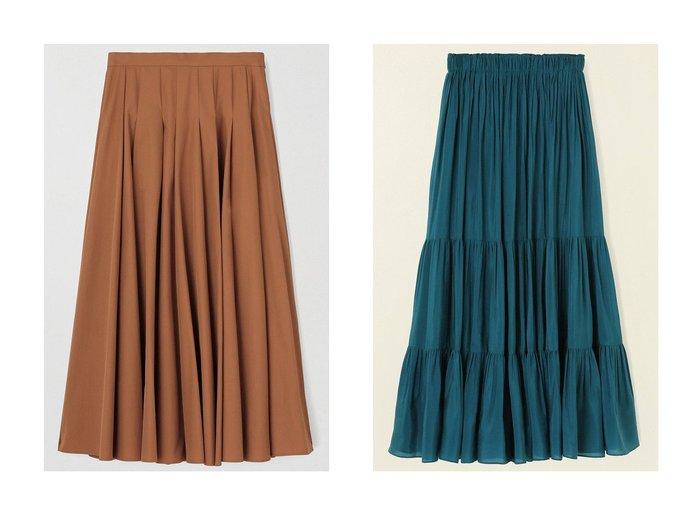 【ANAYI/アナイ】のコンパクトコットンフレア スカート&ライトローンティアードスカート スカートのおすすめ!人気、トレンド・レディースファッションの通販 おすすめファッション通販アイテム インテリア・キッズ・メンズ・レディースファッション・服の通販 founy(ファニー) https://founy.com/ ファッション Fashion レディースファッション WOMEN スカート Skirt ティアードスカート Tiered Skirts ロングスカート Long Skirt Aライン/フレアスカート Flared A-Line Skirts 2021年 2021 2021 春夏 S/S SS Spring/Summer 2021 S/S 春夏 SS Spring/Summer ギャザー ティアードスカート プリーツ ミックス ロング 春 Spring |ID:crp329100000023896