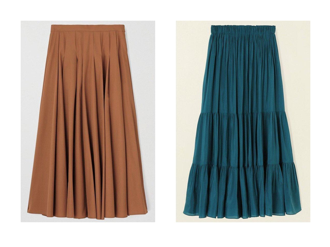 【ANAYI/アナイ】のコンパクトコットンフレア スカート&ライトローンティアードスカート スカートのおすすめ!人気、トレンド・レディースファッションの通販 おすすめで人気の流行・トレンド、ファッションの通販商品 メンズファッション・キッズファッション・インテリア・家具・レディースファッション・服の通販 founy(ファニー) https://founy.com/ ファッション Fashion レディースファッション WOMEN スカート Skirt ティアードスカート Tiered Skirts ロングスカート Long Skirt Aライン/フレアスカート Flared A-Line Skirts 2021年 2021 2021 春夏 S/S SS Spring/Summer 2021 S/S 春夏 SS Spring/Summer ギャザー ティアードスカート プリーツ ミックス ロング 春 Spring |ID:crp329100000023896