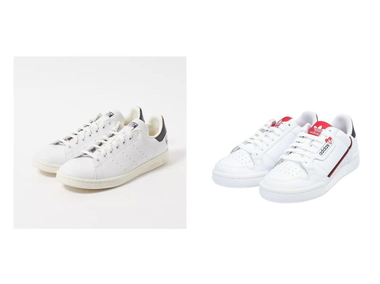 【adidas Originals/アディダス オリジナルス】のコンチネンタル 80 Continental 80 アディダスオリジナルス&STAN SMITH シューズ・靴のおすすめ!人気、トレンド・レディースファッションの通販 おすすめで人気の流行・トレンド、ファッションの通販商品 メンズファッション・キッズファッション・インテリア・家具・レディースファッション・服の通販 founy(ファニー) https://founy.com/ 雑誌掲載アイテム Magazine items ファッション雑誌 Fashion magazines リー LEE ファッション Fashion レディースファッション WOMEN 3月号 イラスト シューズ スニーカー 定番 Standard 雑誌 NEW・新作・新着・新入荷 New Arrivals ジャケット スポーツ スリッポン デニム ミックス |ID:crp329100000023906