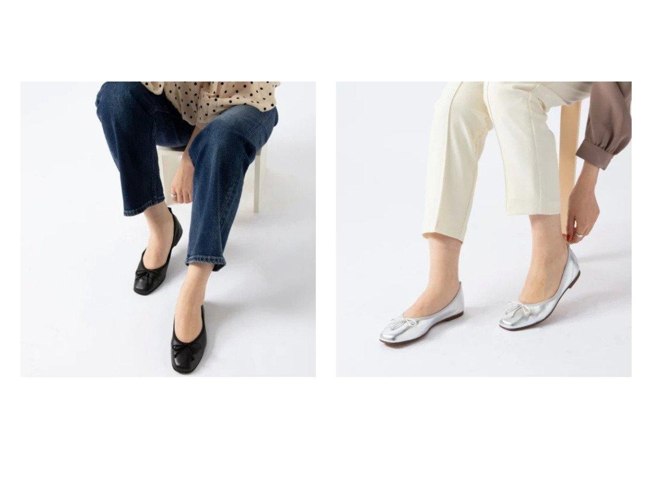 【NOLLEY'S/ノーリーズ】の【CORSO ROMA、 コルソローマノーヴェ】ソフトバレエシューズ シューズ・靴のおすすめ!人気、トレンド・レディースファッションの通販 おすすめで人気の流行・トレンド、ファッションの通販商品 メンズファッション・キッズファッション・インテリア・家具・レディースファッション・服の通販 founy(ファニー) https://founy.com/ ファッション Fashion レディースファッション WOMEN イタリア コレクション シューズ スクエア トレンド バレエ フラット 人気 |ID:crp329100000023907