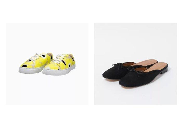 【marimekko/マリメッコ】のMini Unikko Drutha スニーカー&【FLATTERED/フラッタード】のMALVA バレエスリッパ シューズ・靴のおすすめ!人気、トレンド・レディースファッションの通販 おすすめファッション通販アイテム レディースファッション・服の通販 founy(ファニー) ファッション Fashion レディースファッション WOMEN インソール シューズ スウェード スリッパ バレエ フラット ミュール リボン キャンバス シンプル スニーカー フォルム モチーフ |ID:crp329100000023916