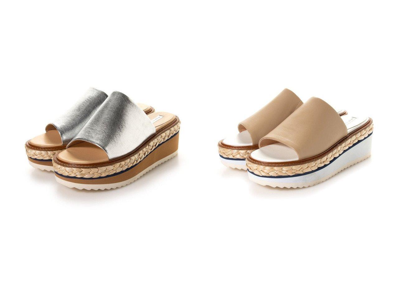 【MODE ET JACOMO/モード エ ジャコモ】の厚底ミュールサンダル シューズ・靴のおすすめ!人気、トレンド・レディースファッションの通販 おすすめで人気の流行・トレンド、ファッションの通販商品 メンズファッション・キッズファッション・インテリア・家具・レディースファッション・服の通販 founy(ファニー) https://founy.com/ ファッション Fashion レディースファッション WOMEN 2020年 2020 2020 春夏 S/S SS Spring/Summer 2020 S/S 春夏 SS Spring/Summer フォルム 厚底 春 Spring  ID:crp329100000023923