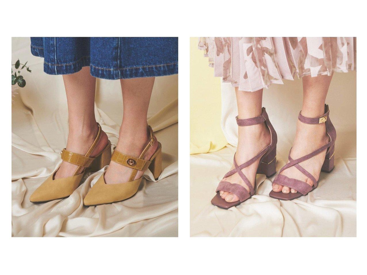 【Noela/ノエラ】のマテリアルコンビシューズ&クロスストラップパンプス シューズ・靴のおすすめ!人気、トレンド・レディースファッションの通販 おすすめで人気の流行・トレンド、ファッションの通販商品 メンズファッション・キッズファッション・インテリア・家具・レディースファッション・服の通販 founy(ファニー) https://founy.com/ ファッション Fashion レディースファッション WOMEN NEW・新作・新着・新入荷 New Arrivals サンダル シューズ ラップ おすすめ Recommend ミュール  ID:crp329100000023928