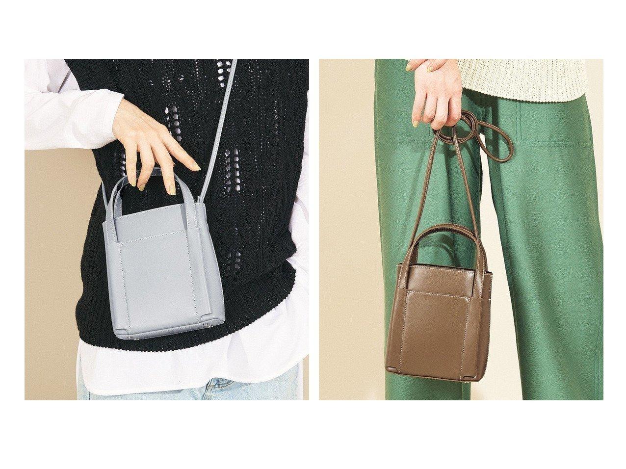 【BEAUTY&YOUTH / UNITED ARROWS/ビューティ&ユース ユナイテッドアローズ】のBY ミニスクエアステッチショルダーバッグ バッグ・鞄のおすすめ!人気、トレンド・レディースファッションの通販 おすすめで人気の流行・トレンド、ファッションの通販商品 メンズファッション・キッズファッション・インテリア・家具・レディースファッション・服の通販 founy(ファニー) https://founy.com/ ファッション Fashion レディースファッション WOMEN バッグ Bag 春 Spring スクエア トレンド バランス フェミニン ベーシック ポケット ラップ ワーク 再入荷 Restock/Back in Stock/Re Arrival S/S 春夏 SS Spring/Summer おすすめ Recommend |ID:crp329100000023935
