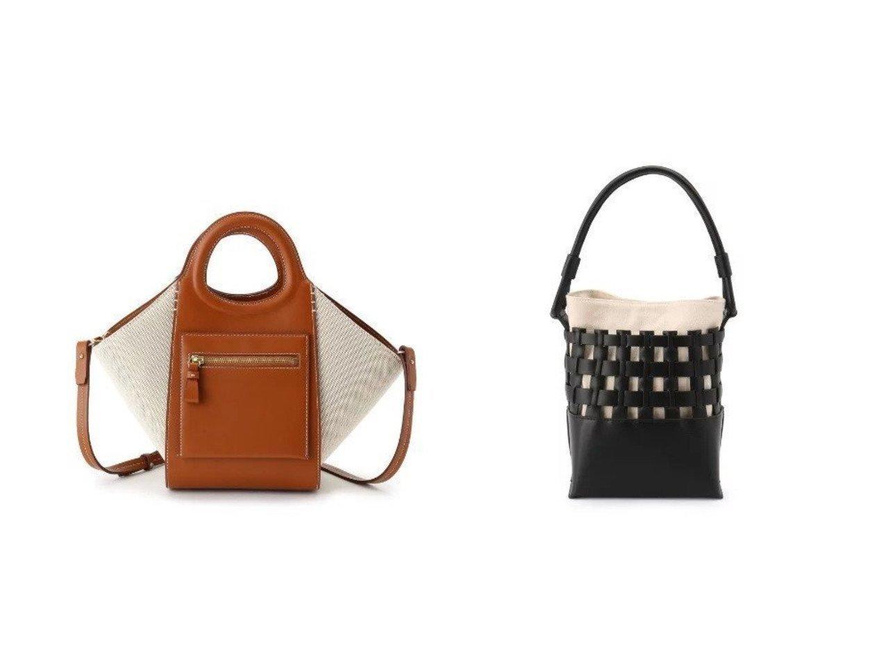 【UNTITLED/アンタイトル】のオーバルハンドルバッグ&kakatoo メッシュスクエアバケツ型バッグ バッグ・鞄のおすすめ!人気、トレンド・レディースファッションの通販 おすすめで人気の流行・トレンド、ファッションの通販商品 メンズファッション・キッズファッション・インテリア・家具・レディースファッション・服の通販 founy(ファニー) https://founy.com/ ファッション Fashion レディースファッション WOMEN バッグ Bag キャンバス クラシカル スクエア ハンドバッグ フェイクレザー ポケット マグネット オーバル コンビ フォルム ワイド |ID:crp329100000023937