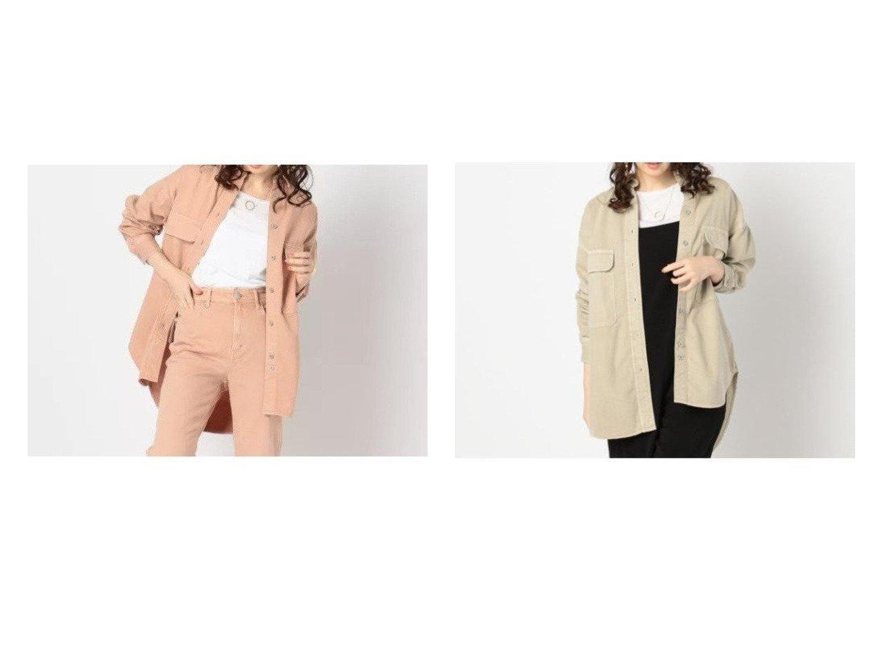 【NOLLEY'S/ノーリーズ】の【ヤヌーク】CPOシャツジャケット アウターのおすすめ!人気、トレンド・レディースファッションの通販 おすすめで人気の流行・トレンド、ファッションの通販商品 メンズファッション・キッズファッション・インテリア・家具・レディースファッション・服の通販 founy(ファニー) https://founy.com/ ファッション Fashion レディースファッション WOMEN アウター Coat Outerwear ジャケット Jackets 春 Spring ジャケット スキニー ストレート スリム センター デニム フィット フラップ ベビー ベーシック ボックス ボーイズ ポケット ヨーク リラックス ロング ワーク |ID:crp329100000024025