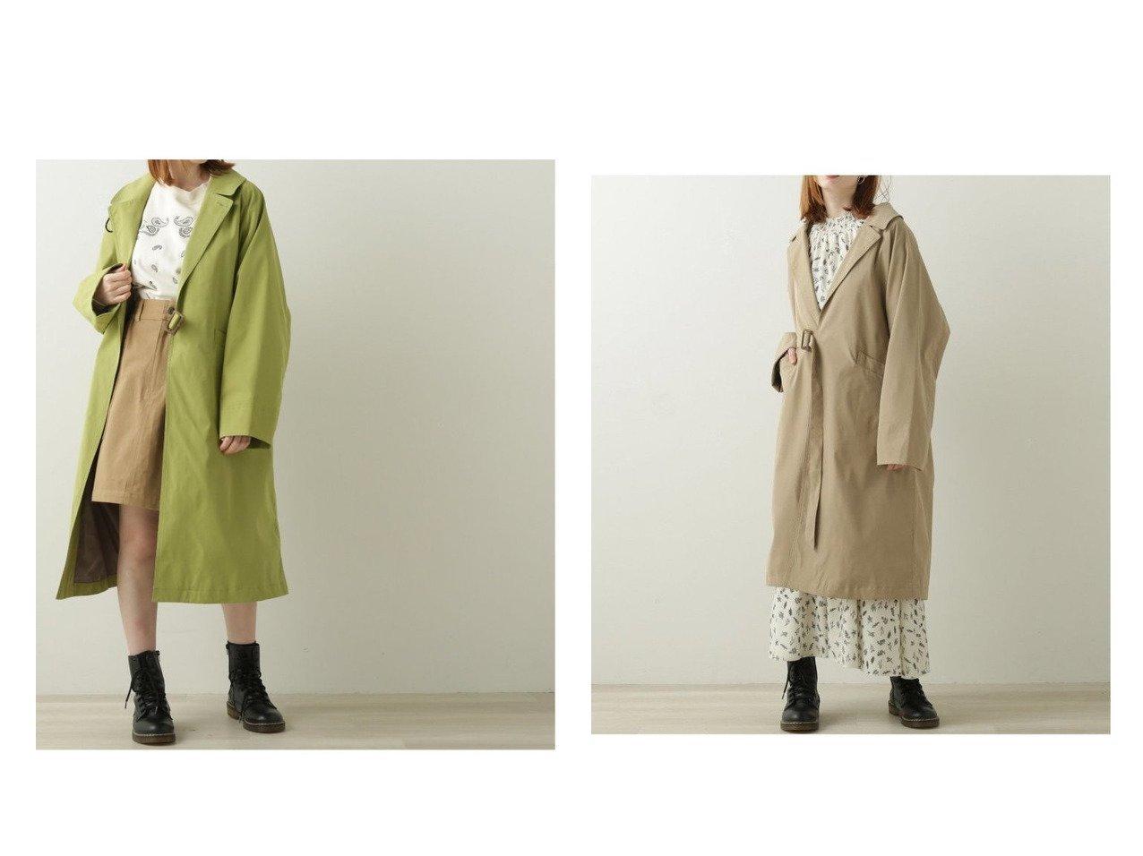 【DOUBLE NAME/ダブルネーム】のベルト付きゆるコート アウターのおすすめ!人気、トレンド・レディースファッションの通販 おすすめで人気の流行・トレンド、ファッションの通販商品 メンズファッション・キッズファッション・インテリア・家具・レディースファッション・服の通販 founy(ファニー) https://founy.com/ ファッション Fashion レディースファッション WOMEN アウター Coat Outerwear コート Coats ベルト Belts アウトドア オープントゥ サンダル シューズ ショルダー ショート スキニー スクエア ストレート スニーカー セットアップ センター デニム バレエ パーカー フレア プリーツ ボンディング ポケット メッシュ リネン リラックス ロンパース ワイド ワッフル |ID:crp329100000024029