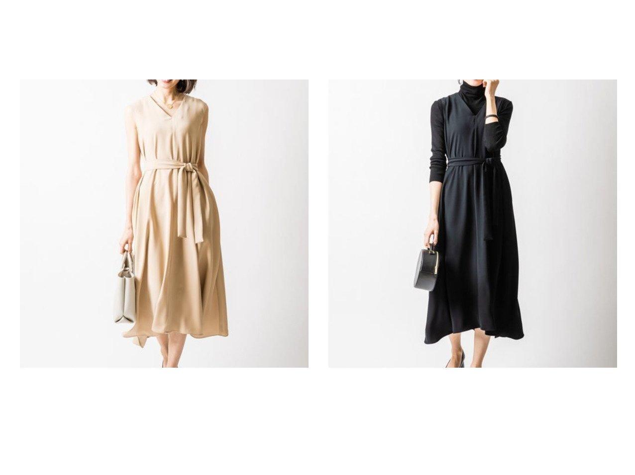【VIRINA/ヴィリーナ】のサシャ4wayロングドレス ワンピース・ドレスのおすすめ!人気、トレンド・レディースファッションの通販 おすすめで人気の流行・トレンド、ファッションの通販商品 メンズファッション・キッズファッション・インテリア・家具・レディースファッション・服の通販 founy(ファニー) https://founy.com/ ファッション Fashion レディースファッション WOMEN ワンピース Dress ドレス Party Dresses シンプル ドレス ドレープ ノースリーブ フレア リボン ロング |ID:crp329100000024050