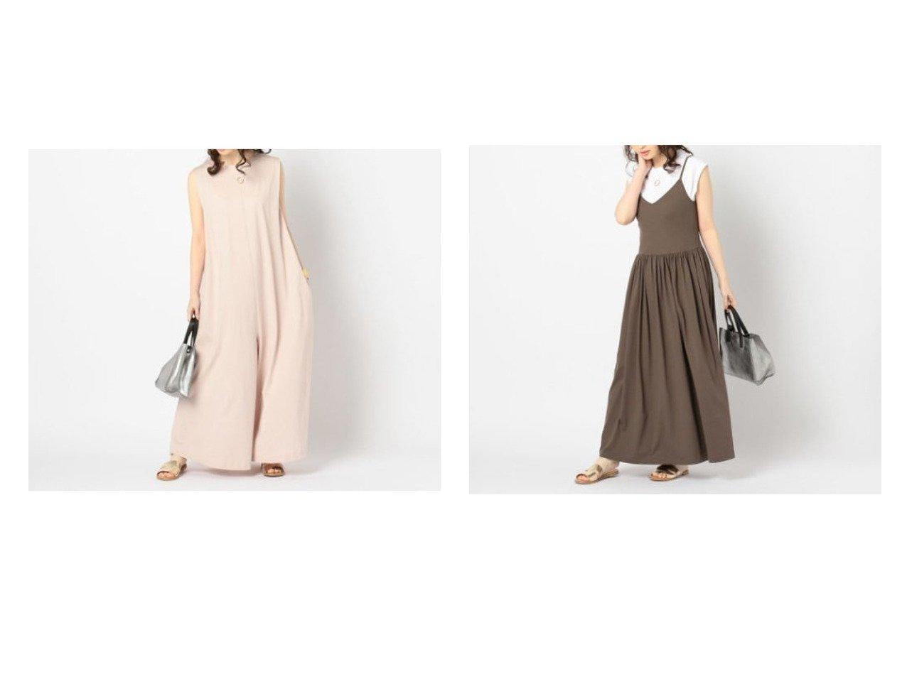 【NOLLEY'S/ノーリーズ】の【アダワス】フレアロンパース&【アダワス】キャミワンピース ワンピース・ドレスのおすすめ!人気、トレンド・レディースファッションの通販 おすすめで人気の流行・トレンド、ファッションの通販商品 メンズファッション・キッズファッション・インテリア・家具・レディースファッション・服の通販 founy(ファニー) https://founy.com/ ファッション Fashion レディースファッション WOMEN ワンピース Dress キャミワンピース No Sleeve Dresses シャツワンピース Shirt Dresses オールインワン ワンピース All In One Dress サロペット Salopette キャミワンピース コレクション シンプル ノースリーブ ボトム リゾート リラックス おすすめ Recommend フレア ロンパース |ID:crp329100000024051