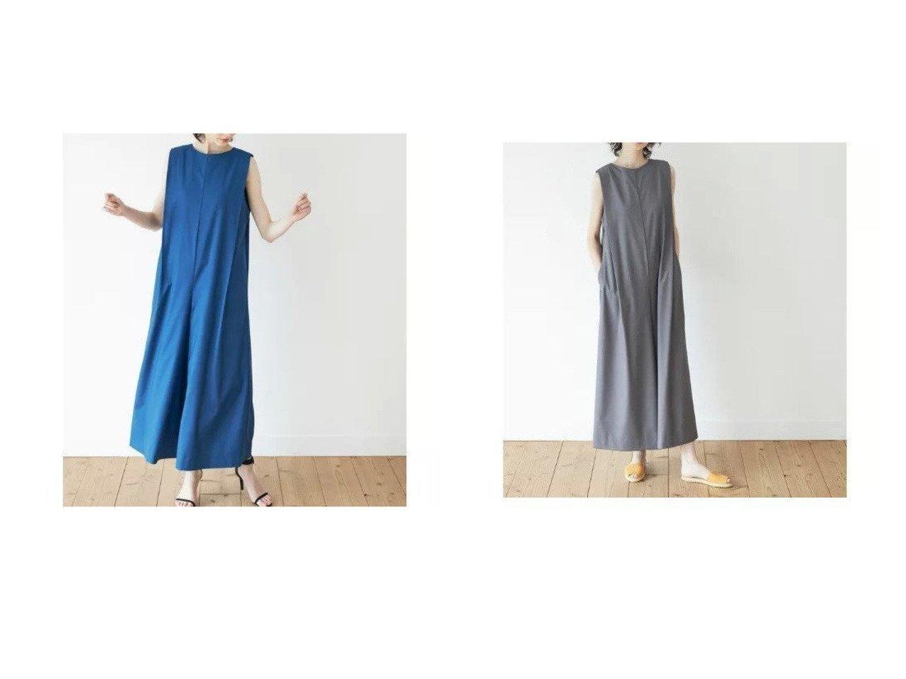【CLEAR IMPRESSION/クリアインプレッション】のTRツイルオールインワン ワンピース・ドレスのおすすめ!人気、トレンド・レディースファッションの通販 おすすめで人気の流行・トレンド、ファッションの通販商品 メンズファッション・キッズファッション・インテリア・家具・レディースファッション・服の通販 founy(ファニー) https://founy.com/ ファッション Fashion レディースファッション WOMEN パンツ Pants ジャケット セットアップ ポケット ロング  ID:crp329100000024064