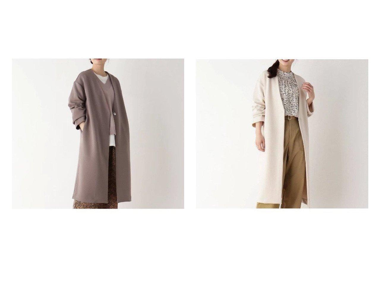 【pink adobe/ピンクアドベ】のVネックコーディガン トップス・カットソーのおすすめ!人気、トレンド・レディースファッションの通販 おすすめで人気の流行・トレンド、ファッションの通販商品 メンズファッション・キッズファッション・インテリア・家具・レディースファッション・服の通販 founy(ファニー) https://founy.com/ ファッション Fashion レディースファッション WOMEN トップス カットソー Tops Tshirt カーディガン Cardigans Vネック V-Neck カーディガン コーディガン トレンド ロング |ID:crp329100000024192