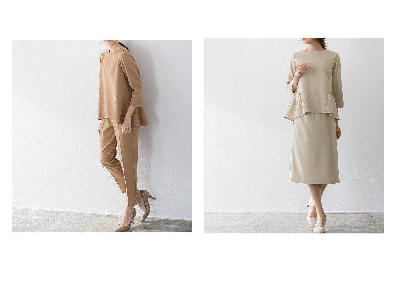 【Pierrot/ピエロ】のバックフレアセットアップ【2021春新作】 送料無料&フリルスカートセットアップ【2021春新作】 送料無料 おすすめ!人気!プチプライスで上品なファッションアイテムの通販 おすすめで人気の流行・トレンド、ファッションの通販商品 メンズファッション・キッズファッション・インテリア・家具・レディースファッション・服の通販 founy(ファニー) https://founy.com/ ファッション Fashion レディースファッション WOMEN セットアップ Setup スカート Skirt スーツ Suits スーツ スカート Skirt スーツセット Suit Sets バッグ Bag 送料無料 Free Shipping 2021年 2021 2021 春夏 S/S SS Spring/Summer 2021 シンプル スーツ セットアップ フェミニン フリル プチプライス・低価格 Affordable 春 Spring |ID:crp329100000024360
