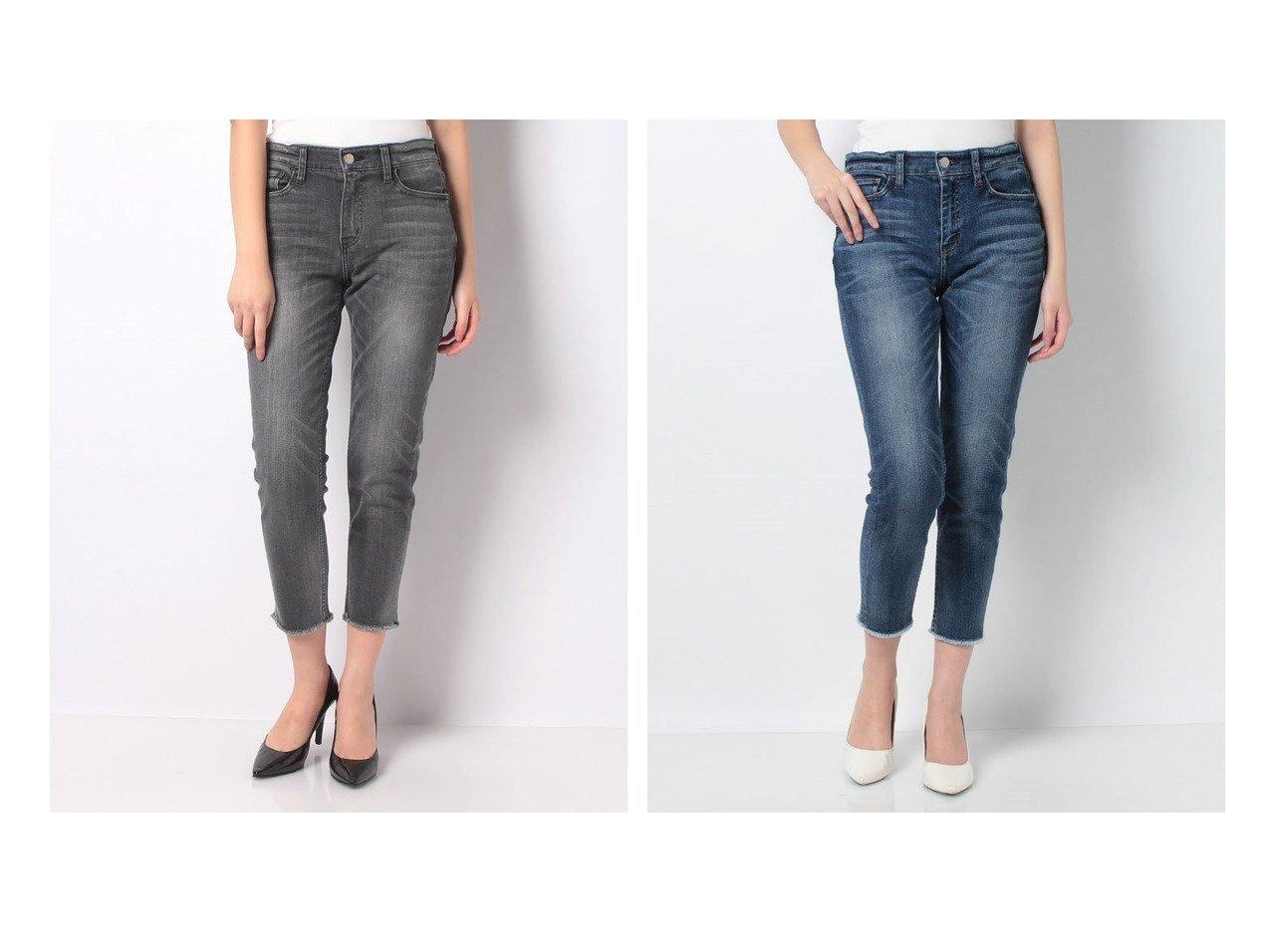 【allureville/アルアバイル】の【Healthy(ヘルシー)】 H SALT パンツのおすすめ!人気、トレンド・レディースファッションの通販 おすすめで人気の流行・トレンド、ファッションの通販商品 メンズファッション・キッズファッション・インテリア・家具・レディースファッション・服の通販 founy(ファニー) https://founy.com/ ファッション Fashion レディースファッション WOMEN パンツ Pants デニムパンツ Denim Pants クロップド スキニーデニム スニーカー デニム ヴィンテージ |ID:crp329100000024466