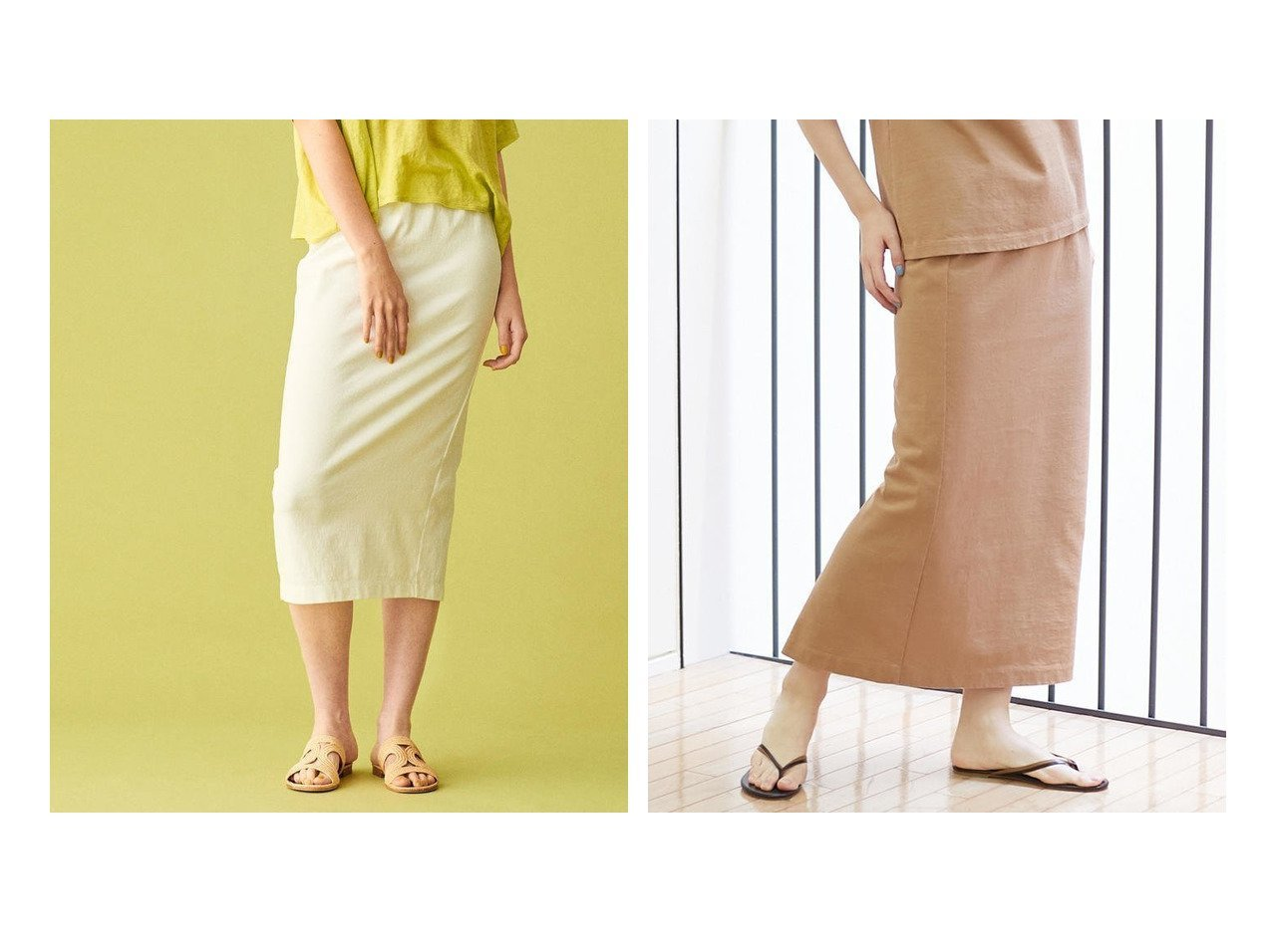 【GALERIE VIE / TOMORROWLAND/ギャルリー ヴィー】のビンテージコットン バックスリットタイトスカート スカートのおすすめ!人気、トレンド・レディースファッションの通販 おすすめで人気の流行・トレンド、ファッションの通販商品 メンズファッション・キッズファッション・インテリア・家具・レディースファッション・服の通販 founy(ファニー) https://founy.com/ ファッション Fashion レディースファッション WOMEN スカート Skirt バッグ Bag シンプル ジャージー スリット タイトスカート バランス フィット |ID:crp329100000024494