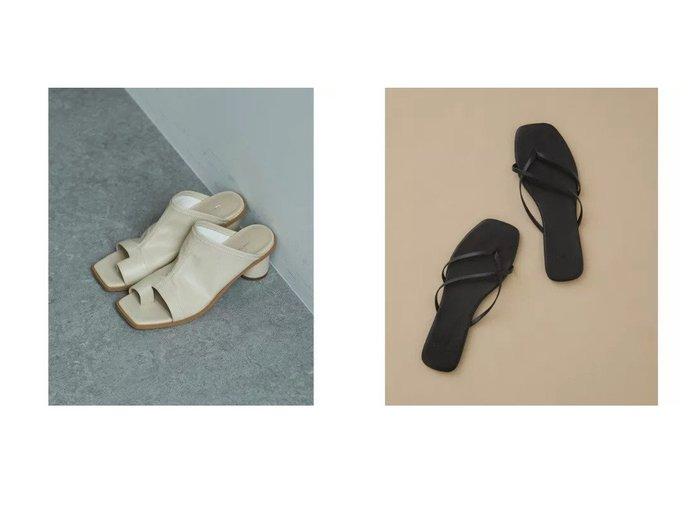 【ADAM ET ROPE'/アダム エ ロペ】の【WEB限定】クロスストラップビーチサンダル&【GALLARDAGALANTE/ガリャルダガランテ】のストレッチミュール シューズ・靴のおすすめ!人気、トレンド・レディースファッションの通販  おすすめファッション通販アイテム インテリア・キッズ・メンズ・レディースファッション・服の通販 founy(ファニー) https://founy.com/ ファッション Fashion レディースファッション WOMEN 春 Spring サンダル シューズ タオル デニム トレンド 定番 Standard ミュール ロング 楽ちん シンプル ヌーディ パイソン ビーチ フラット 無地 ラップ リゾート 2021年 2021 S/S 春夏 SS Spring/Summer 2021 春夏 S/S SS Spring/Summer 2021 おすすめ Recommend |ID:crp329100000024517