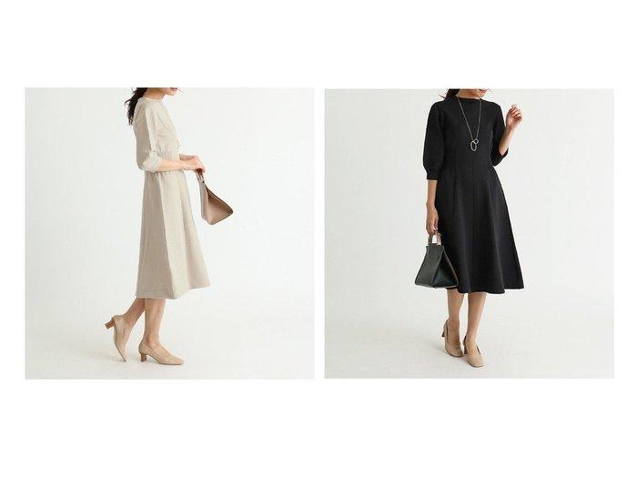 【SCOTCLUB/スコットクラブ】のFENNEL(フェンネル) フィット フレアニットワンピース ワンピース・ドレスのおすすめ!人気、トレンド・レディースファッションの通販 おすすめファッション通販アイテム レディースファッション・服の通販 founy(ファニー) ファッション Fashion レディースファッション WOMEN ワンピース Dress ニットワンピース Knit Dresses スリーブ パーティ フィット フレア ホールガーメント ポケット 2021年 2021 S/S 春夏 SS Spring/Summer 2021 春夏 S/S SS Spring/Summer 2021 NEW・新作・新着・新入荷 New Arrivals おすすめ Recommend  ID:crp329100000024637