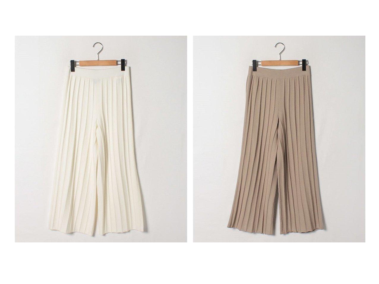 【theory/セオリー】のパンツ EMPIRE WOOL WIDE RIB PANT パンツのおすすめ!人気、トレンド・レディースファッションの通販 おすすめで人気の流行・トレンド、ファッションの通販商品 メンズファッション・キッズファッション・インテリア・家具・レディースファッション・服の通販 founy(ファニー) https://founy.com/ ファッション Fashion レディースファッション WOMEN パンツ Pants NEW・新作・新着・新入荷 New Arrivals おすすめ Recommend ストライプ ストレッチ スリット トレンド フィット |ID:crp329100000024701