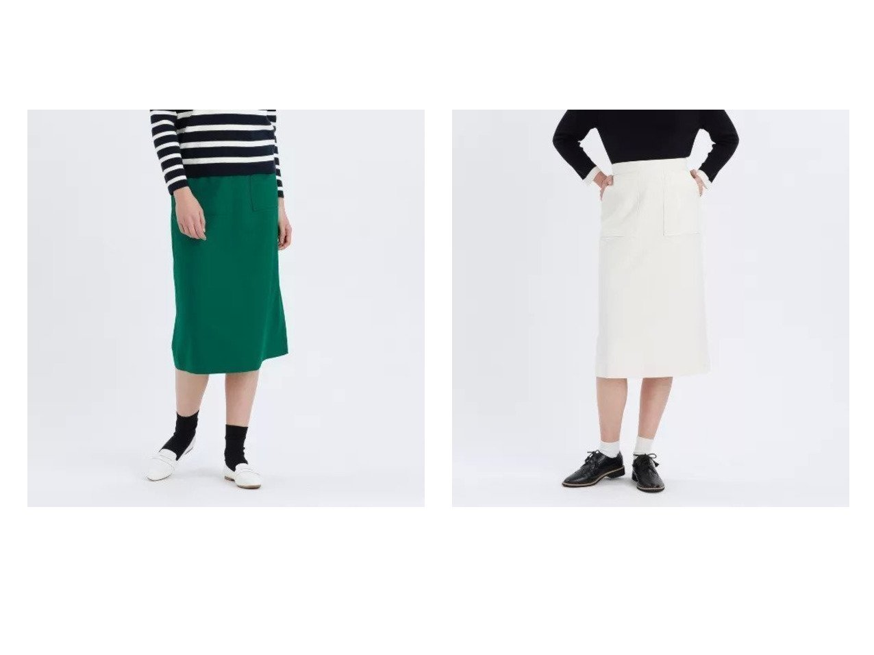 【MACKINTOSH PHILOSOPHY/マッキントッシュ フィロソフィー】の先染めツイルスカート スカートのおすすめ!人気、トレンド・レディースファッションの通販 おすすめで人気の流行・トレンド、ファッションの通販商品 メンズファッション・キッズファッション・インテリア・家具・レディースファッション・服の通販 founy(ファニー) https://founy.com/ ファッション Fashion レディースファッション WOMEN スカート Skirt ギンガム ストレッチ チェック ボトム 洗える |ID:crp329100000024726