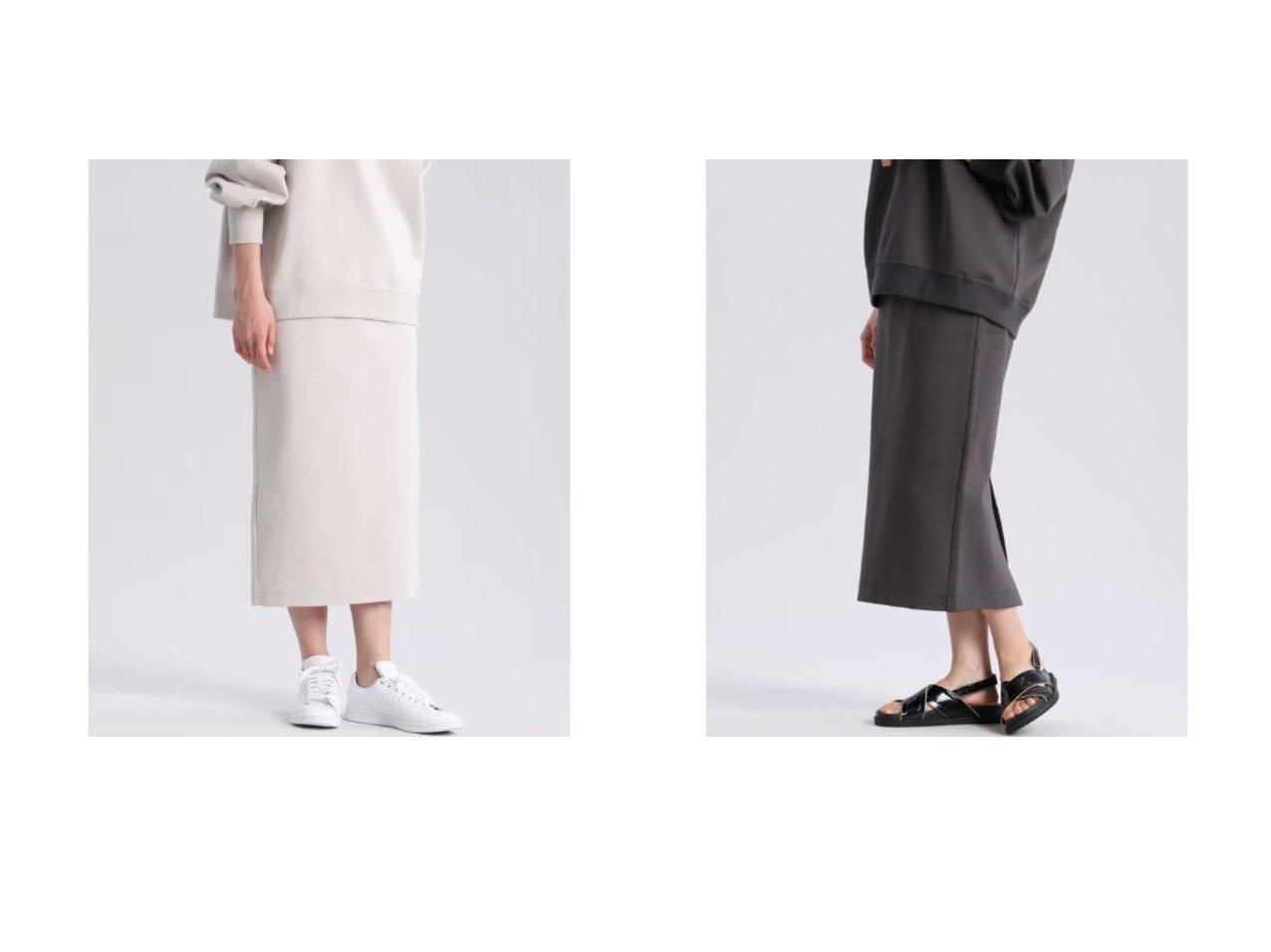 【I.T.'S. international/イッツインターナショナル】のタイトカットソースカート スカートのおすすめ!人気、トレンド・レディースファッションの通販 おすすめで人気の流行・トレンド、ファッションの通販商品 メンズファッション・キッズファッション・インテリア・家具・レディースファッション・服の通販 founy(ファニー) https://founy.com/ ファッション Fashion レディースファッション WOMEN スカート Skirt ストレート セットアップ ボトム |ID:crp329100000024728