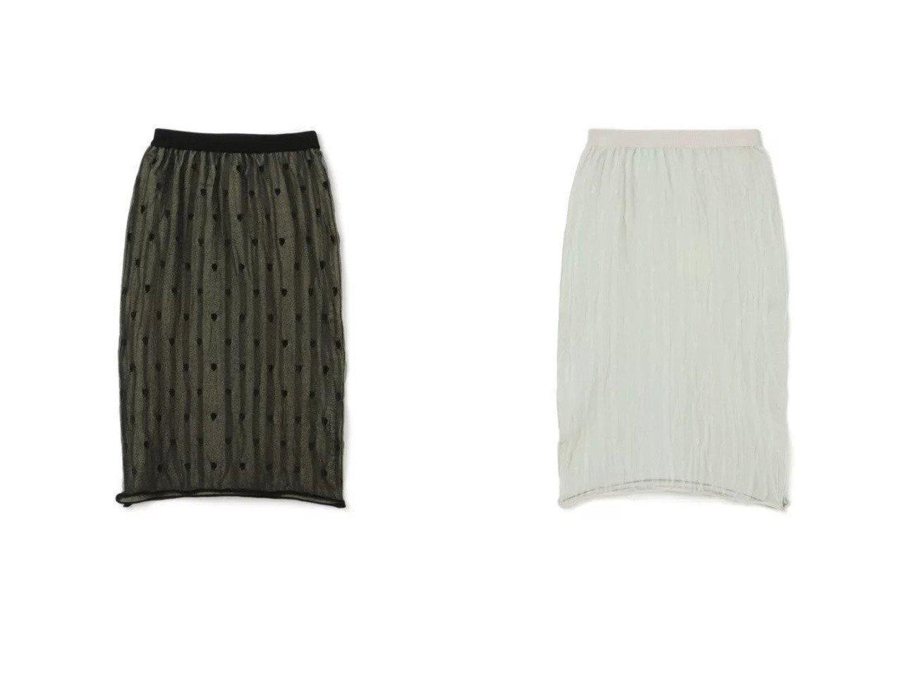 【beautiful people/ビューティフル ピープル】のcomma dotted two layer skirt スカートのおすすめ!人気、トレンド・レディースファッションの通販 おすすめで人気の流行・トレンド、ファッションの通販商品 メンズファッション・キッズファッション・インテリア・家具・レディースファッション・服の通販 founy(ファニー) https://founy.com/ ファッション Fashion レディースファッション WOMEN スカート Skirt 2021年 2021 2021 春夏 S/S SS Spring/Summer 2021 S/S 春夏 SS Spring/Summer チュール ドット マキシ ロング |ID:crp329100000024729