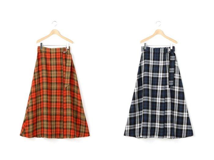 【Bshop/ビショップ】の【O NEIL OF DUBLIN】リネンタータン タックベルトスカート WOMEN スカートのおすすめ!人気、トレンド・レディースファッションの通販 おすすめファッション通販アイテム レディースファッション・服の通販 founy(ファニー) ファッション Fashion レディースファッション WOMEN スカート Skirt ロングスカート Long Skirt ベルト Belts イエロー オレンジ シューズ バランス フィット フェミニン ミモレ リネン ロング |ID:crp329100000024740