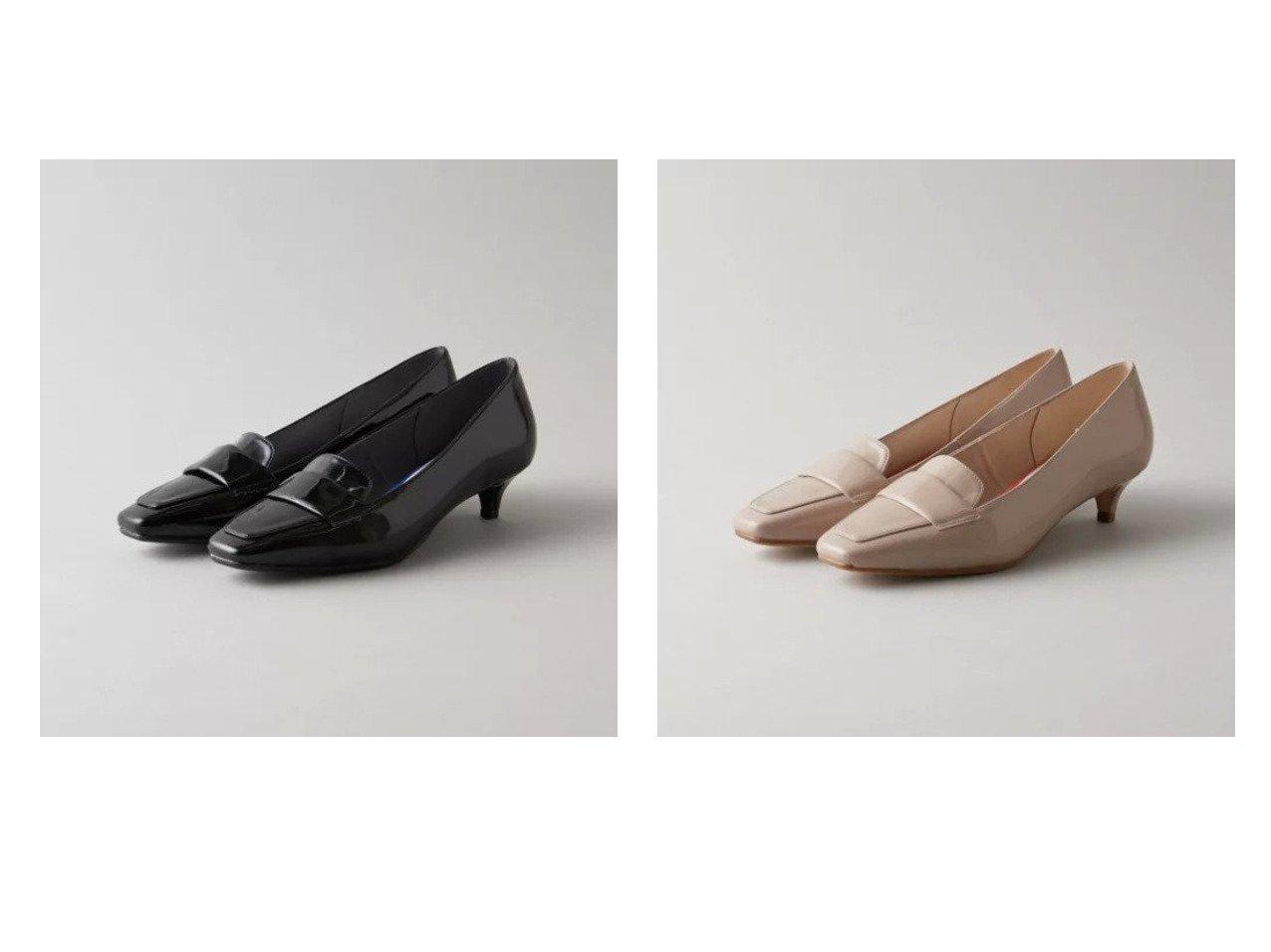 【Odette e Odile/オデット エ オディール】の【WEB限定】O ローファー パンプス35●↑ シューズ・靴のおすすめ!人気、トレンド・レディースファッションの通販 おすすめで人気の流行・トレンド、ファッションの通販商品 メンズファッション・キッズファッション・インテリア・家具・レディースファッション・服の通販 founy(ファニー) https://founy.com/ ファッション Fashion レディースファッション WOMEN コンビ シューズ  ID:crp329100000024760