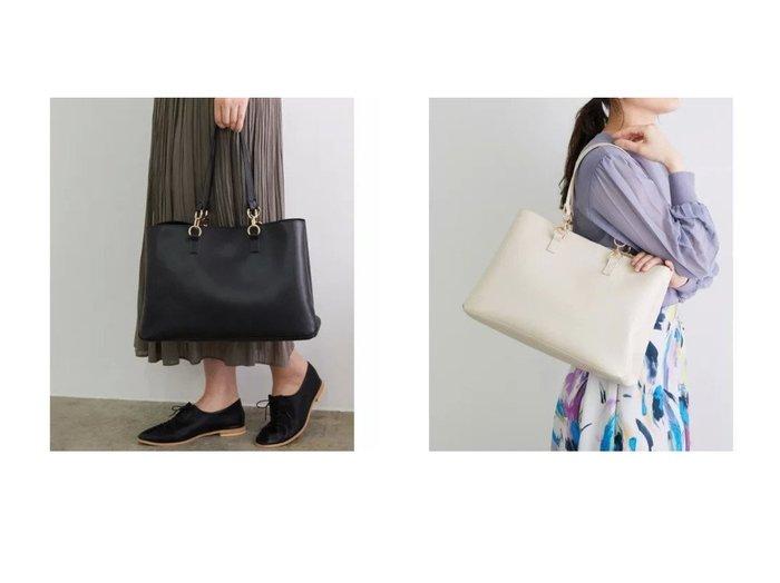 【ROPE' PICNIC/ロペピクニック】の【軽量】トリプルリング3層A4トートバッグ バッグ・鞄のおすすめ!人気、トレンド・レディースファッションの通販 おすすめ人気トレンドファッション通販アイテム インテリア・キッズ・メンズ・レディースファッション・服の通販 founy(ファニー) https://founy.com/ ファッション Fashion レディースファッション WOMEN バッグ Bag トリプル 定番 Standard 軽量 |ID:crp329100000024781