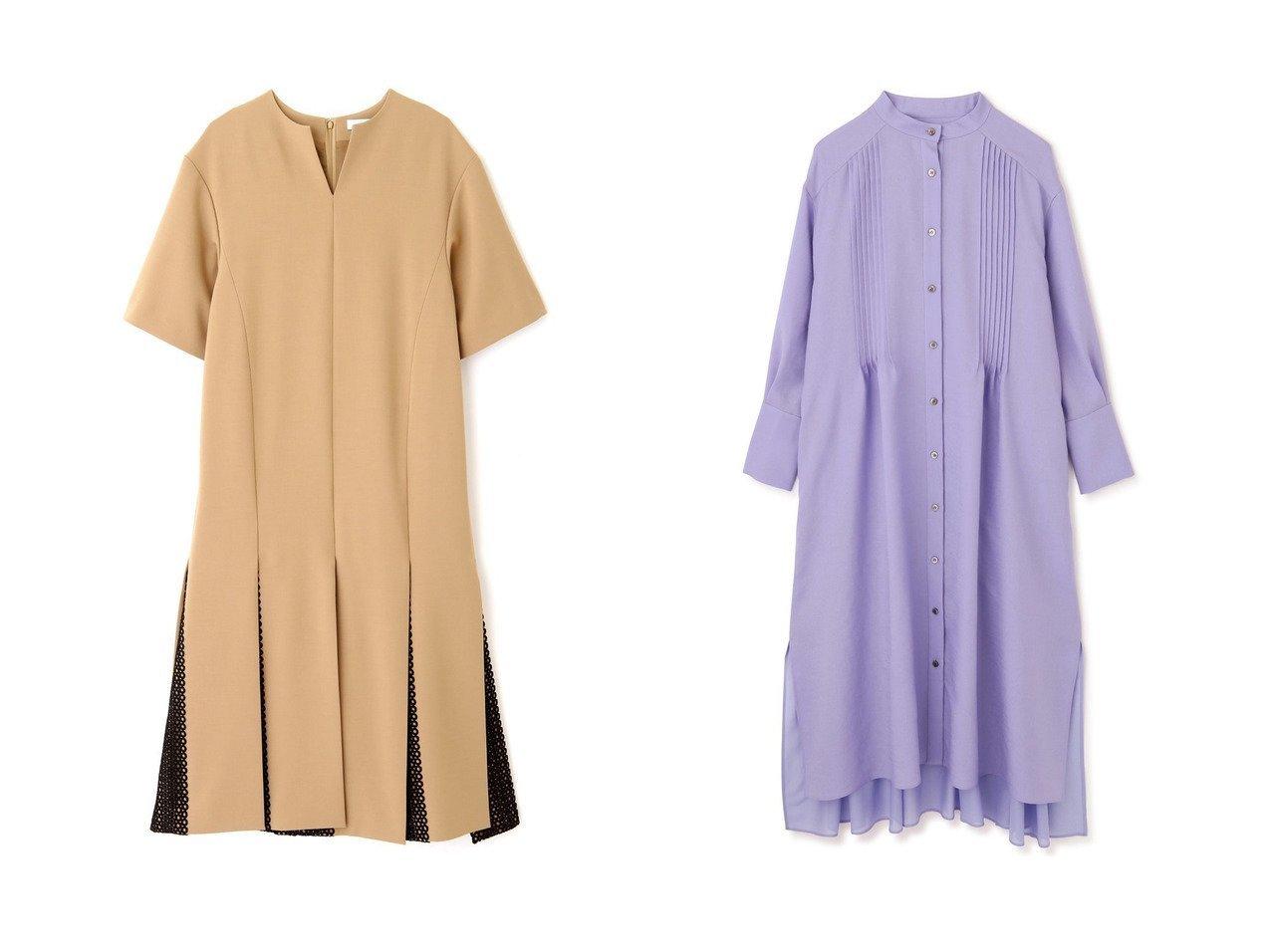 【ADORE/アドーア】のミドルジョーゼットワンピース&バックシアーワンピース ワンピース・ドレスのおすすめ!人気、トレンド・レディースファッションの通販 おすすめで人気の流行・トレンド、ファッションの通販商品 メンズファッション・キッズファッション・インテリア・家具・レディースファッション・服の通販 founy(ファニー) https://founy.com/ ファッション Fashion レディースファッション WOMEN ワンピース Dress 2021年 2021 2021 春夏 S/S SS Spring/Summer 2021 S/S 春夏 SS Spring/Summer シアー ティアード フロント ロング 春 Spring 羽織 シンプル ストレッチ スリット レース |ID:crp329100000024808