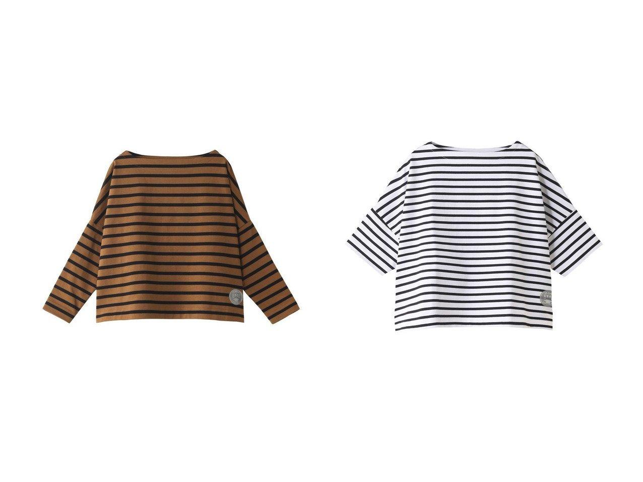 【heliopole/エリオポール】の【Traditional Weatherwear】BMB SHIRT Tシャツ&【Traditional Weatherwear】S Tシャツ トップス・カットソーのおすすめ!人気、トレンド・レディースファッションの通販 おすすめで人気の流行・トレンド、ファッションの通販商品 メンズファッション・キッズファッション・インテリア・家具・レディースファッション・服の通販 founy(ファニー) https://founy.com/ ファッション Fashion レディースファッション WOMEN トップス カットソー Tops Tshirt シャツ/ブラウス Shirts Blouses ロング / Tシャツ T-Shirts カットソー Cut and Sewn 2021年 2021 2021 春夏 S/S SS Spring/Summer 2021 S/S 春夏 SS Spring/Summer ショート スリーブ ボーダー 春 Spring |ID:crp329100000024834