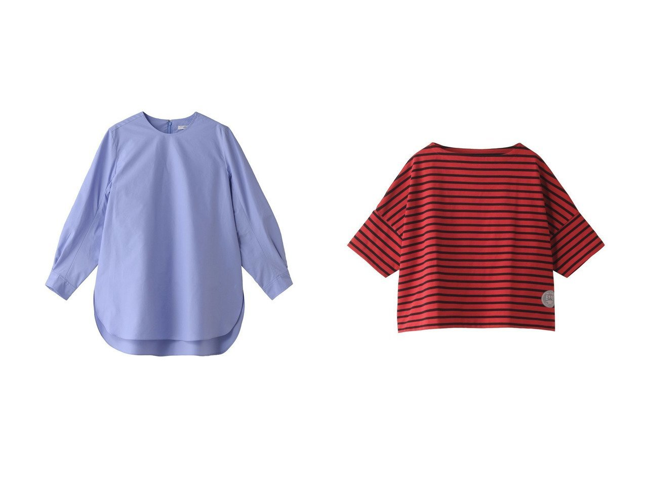 【heliopole/エリオポール】の【Traditional Weatherwear】S Tシャツ&タイプライターバルーンスリーブシャツ トップス・カットソーのおすすめ!人気、トレンド・レディースファッションの通販 おすすめで人気の流行・トレンド、ファッションの通販商品 メンズファッション・キッズファッション・インテリア・家具・レディースファッション・服の通販 founy(ファニー) https://founy.com/ ファッション Fashion レディースファッション WOMEN トップス カットソー Tops Tshirt シャツ/ブラウス Shirts Blouses ロング / Tシャツ T-Shirts カットソー Cut and Sewn 2021年 2021 2021 春夏 S/S SS Spring/Summer 2021 S/S 春夏 SS Spring/Summer おすすめ Recommend シンプル スリーブ セットアップ タイプライター バルーン ロング 春 Spring |ID:crp329100000024835